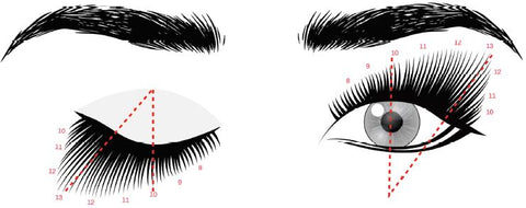 cat style eyelash extensions