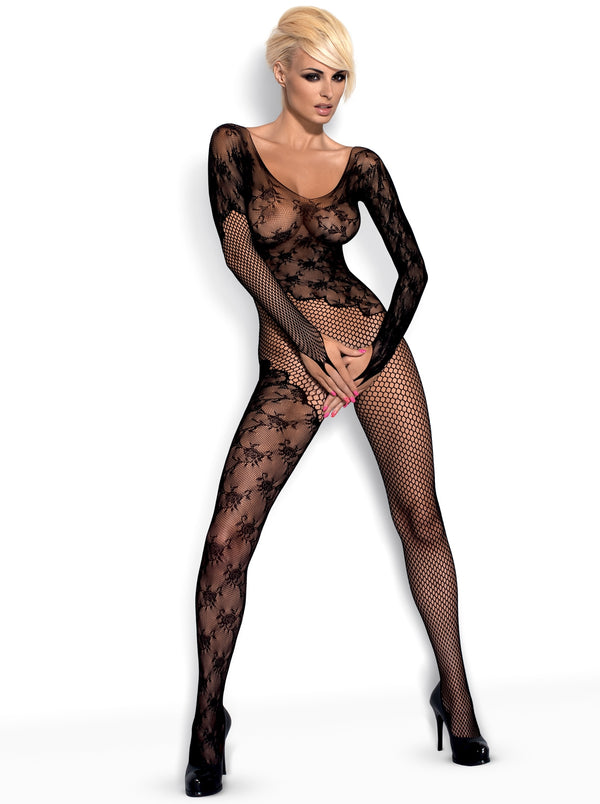 "Bodystocking ""F210"" schwarz"