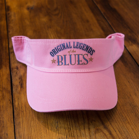 O.L.B. Visor - Several color choices available
