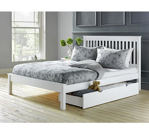 Slatted Bed Frame Low Footend