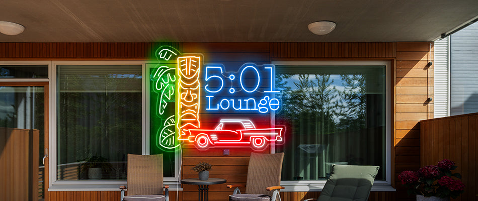 neon wall signs