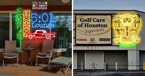 What Are The Advantages of Using Neon Signs For Your Business?
