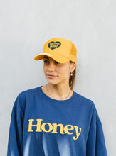 Load image into Gallery viewer, Bee Cool Honey Tucker Hat