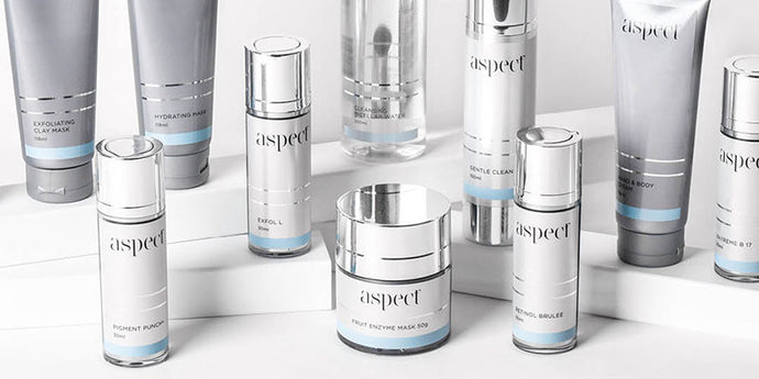 Win $1000 worth of Aspect Skincare...