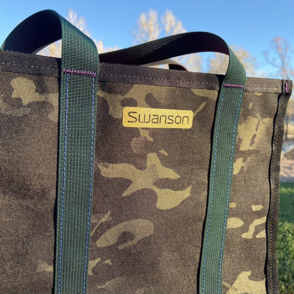 Swanson Tote Bag, Wack Pack