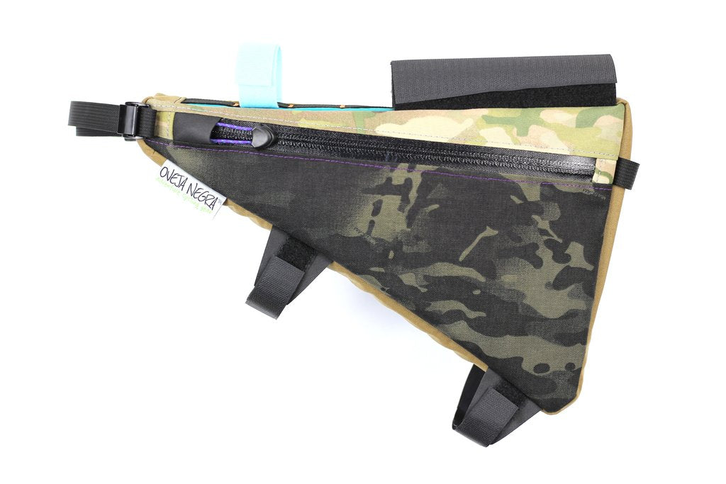 Superwedgie Frame Bag, Small, Wack Pack