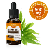600mg CBD E-Liquid – 30ml Vape Oil – Assorted Flavors