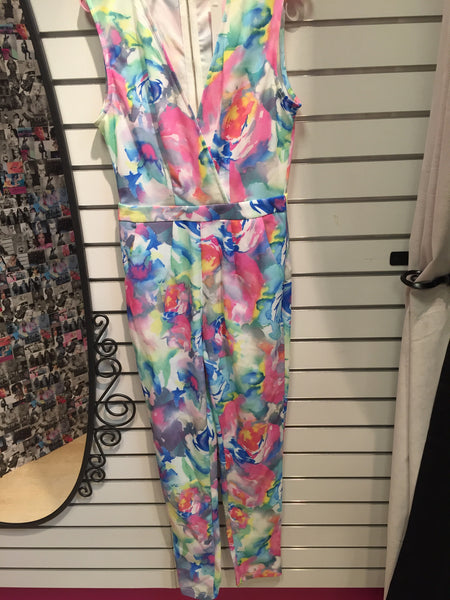 Colorful Pastel Jumpsuit