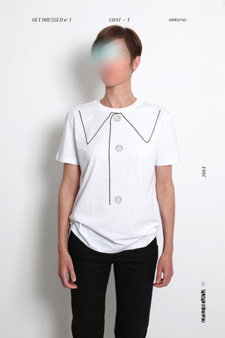T-Shirt unisexe Bedressed / COAT