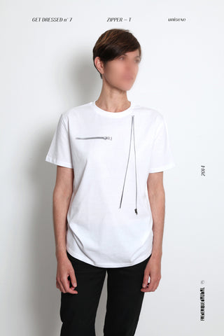 T-Shirt unisexe Bedressed / ZIPPER