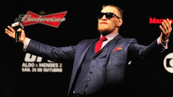 Conor McGregor  UFC MMA Fighter - One Of Our Newest Athlete Clients