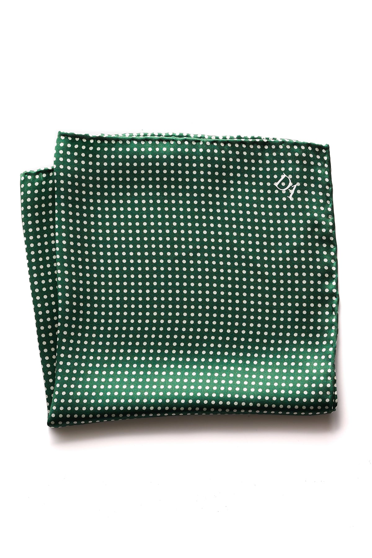 Silk Pocket Square - David August