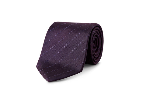 Miracles For Kids Exclusive Silk Jacquard Tie - Pink