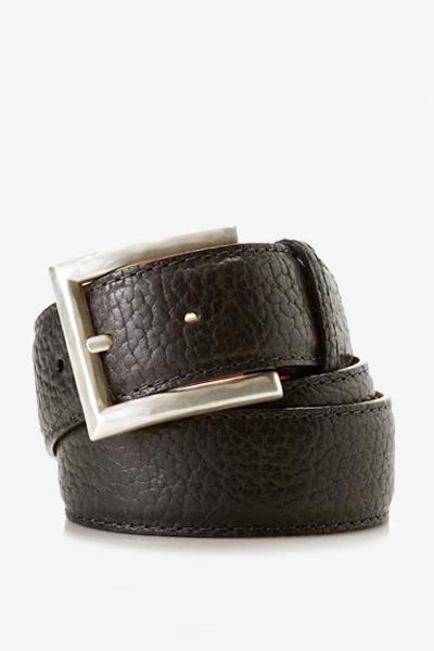 Black American Bison Belt