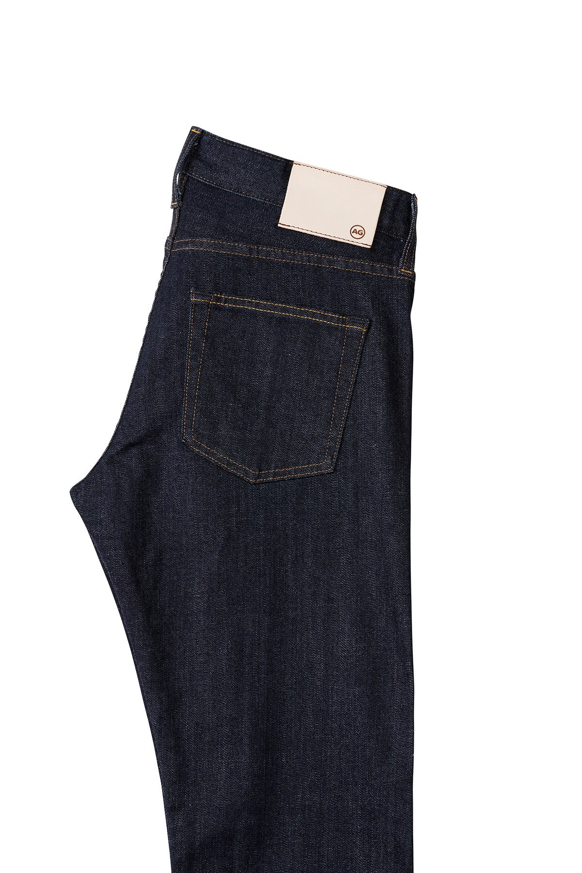 AG 'Matchbox' Slim Fit Jeans in Dark Stretch Selvage (Alpha)