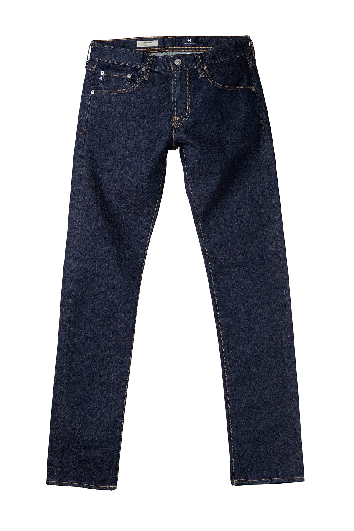 AG 'Nomad' Skinny Fit Jeans in Clean Indigo (Repose)