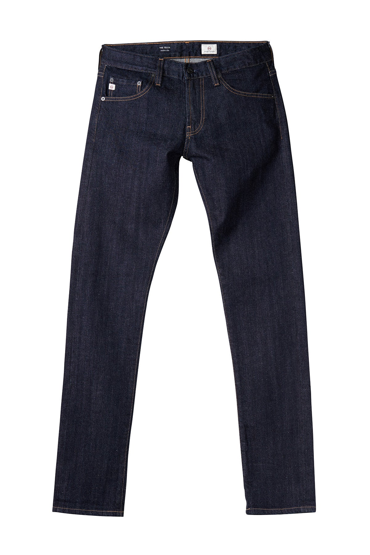 Cheap And Nice Tellis Slim-fit Distressed Stretch-denim Jeans AG - Adriano Goldschmied Cheap Sale Largest Supplier Sale Eastbay dO1J2