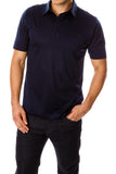 David August Mercerized Cotton Polo