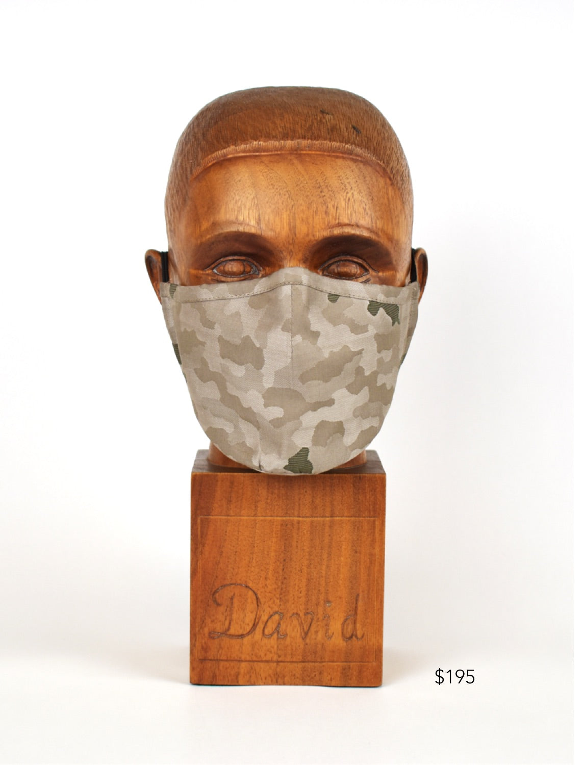 Premium Desert Camo Cloth Face Mask