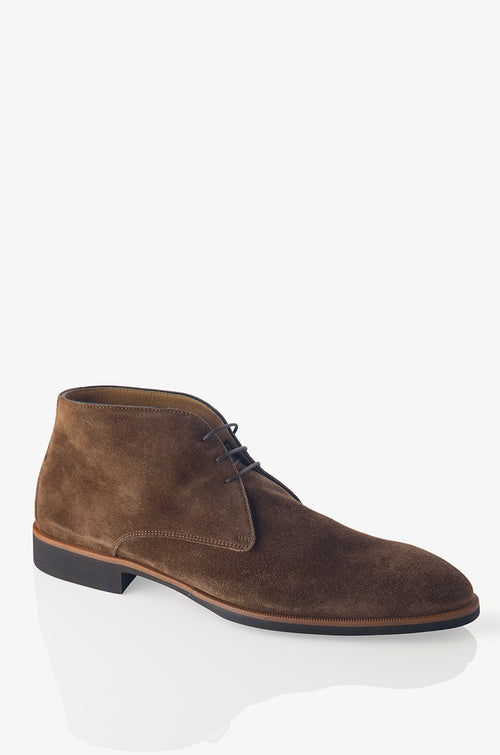 David August Suede Chukka Boot in Farro