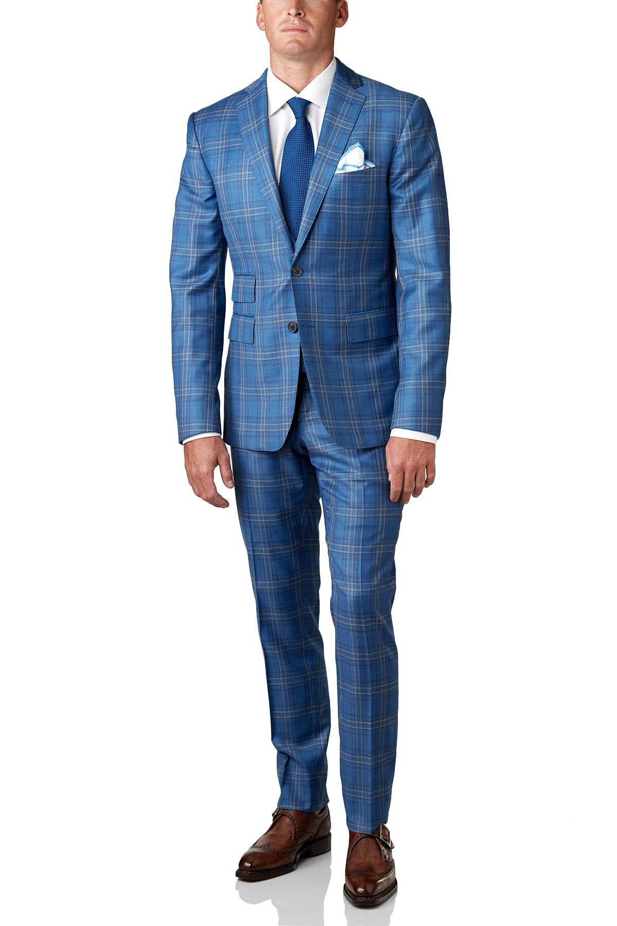 David August | Luxury Custom Made Men\'s Suits – David August, Inc.