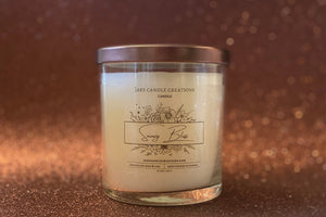 Snowy Bliss Candle