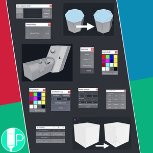 Enhanced Modeling Material Set Overview