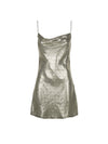 Road to Ruin Mini Slip Dress