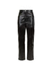 Slick Leather Trousers