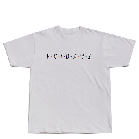 Fridays Friends Shirt