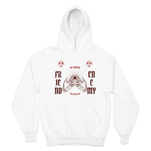 As Above As Below Hoodie
