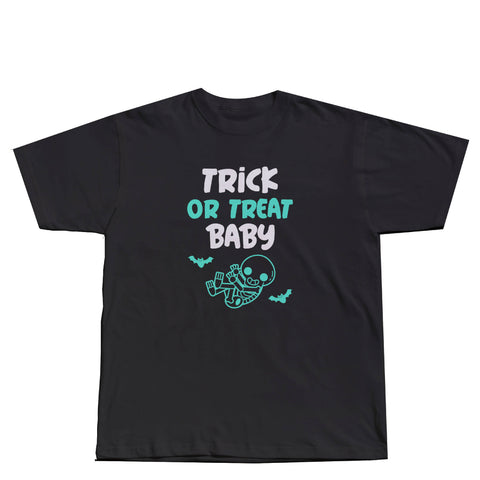 Trick Or Treat Baby Tshirt