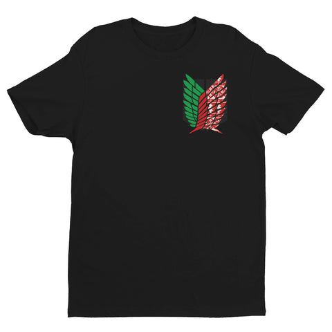 Wings of Christmas - T-shirt