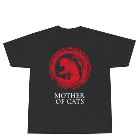 Mother Of Cats Game Of Thrones T-Shirt