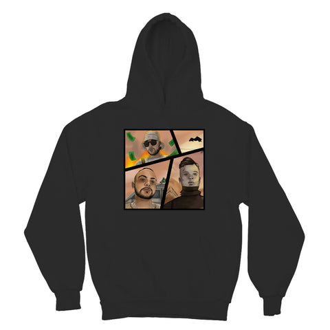 GTA Collection Hoodie