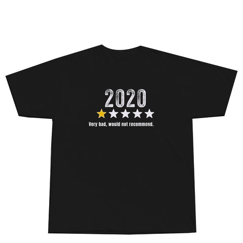 2020 Very Bad, Would Not Recommend Funny Gifts For Men Women