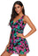 Twist Tankini Swimdress