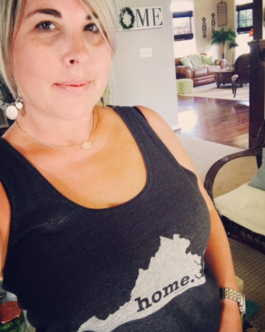 Beth Donaldson in her Home T