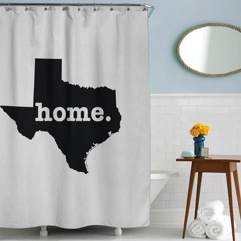 Texas Home Shower Curtain