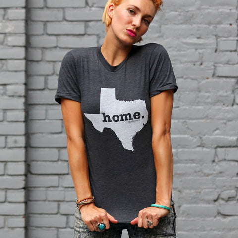 Gifts that give back Texas Home state shirt