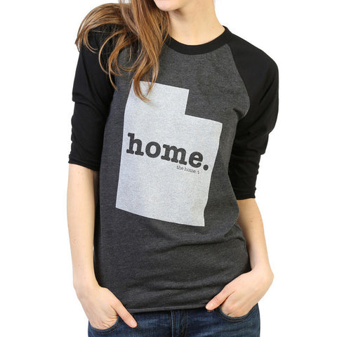 Home State Utah Baseball T Shirt