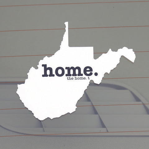 West Virginia Decal