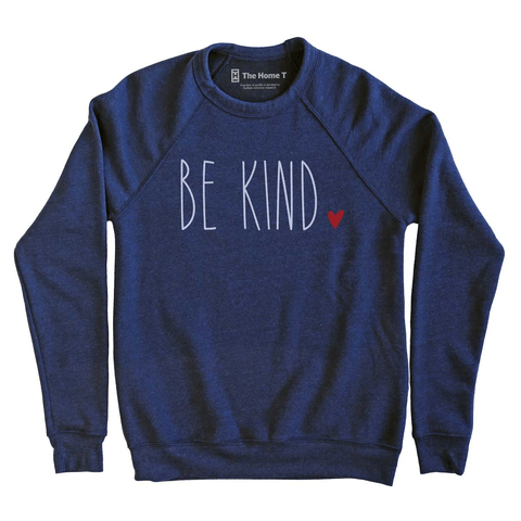 Be Kind Heart Sweatshirt