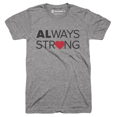 Always Strong - Tornado Fundraiser Shirt