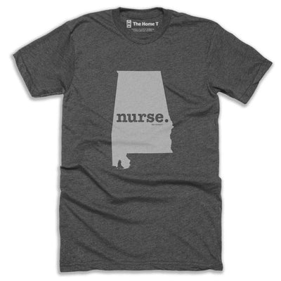 Alabama Nurse Home T-Shirt