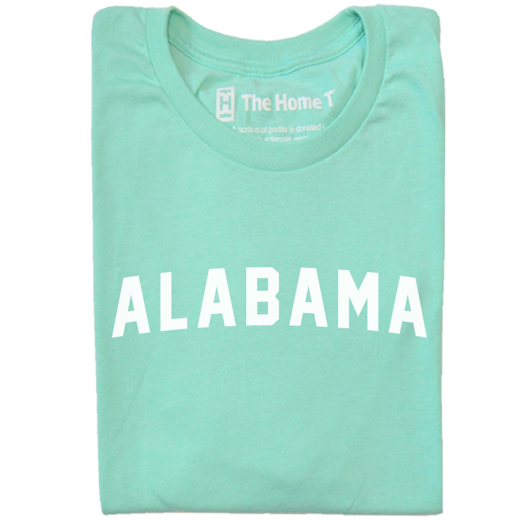 Alabama Arched The Home T XS Mint