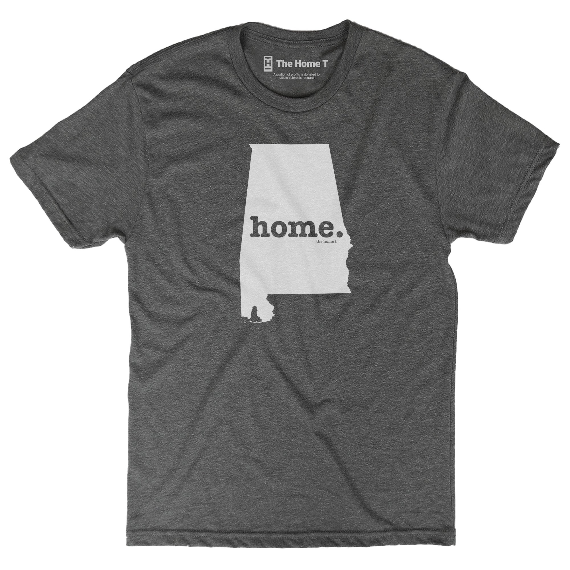 Alabama Home T Original Crew The Home T XXL Grey