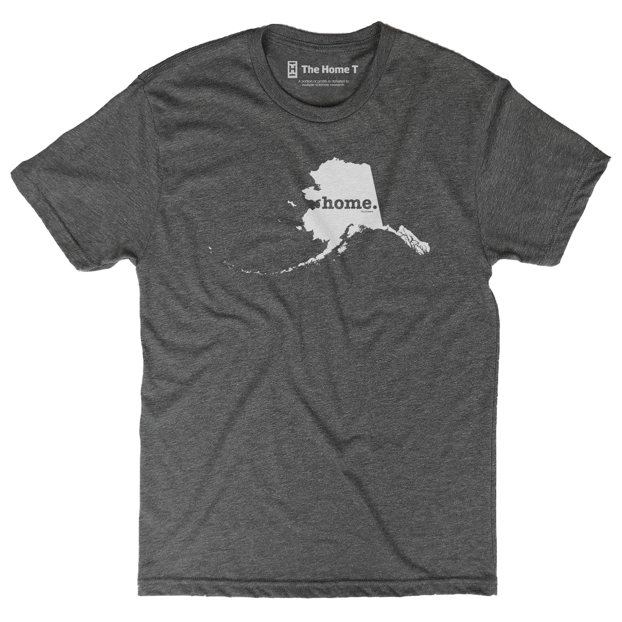 Alaska Home T Original Crew The Home T XXL Grey