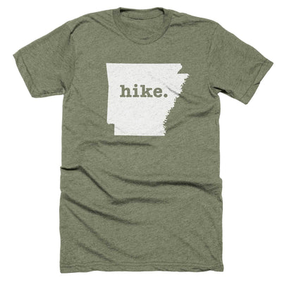 Arkansas Hike Home T-Shirt