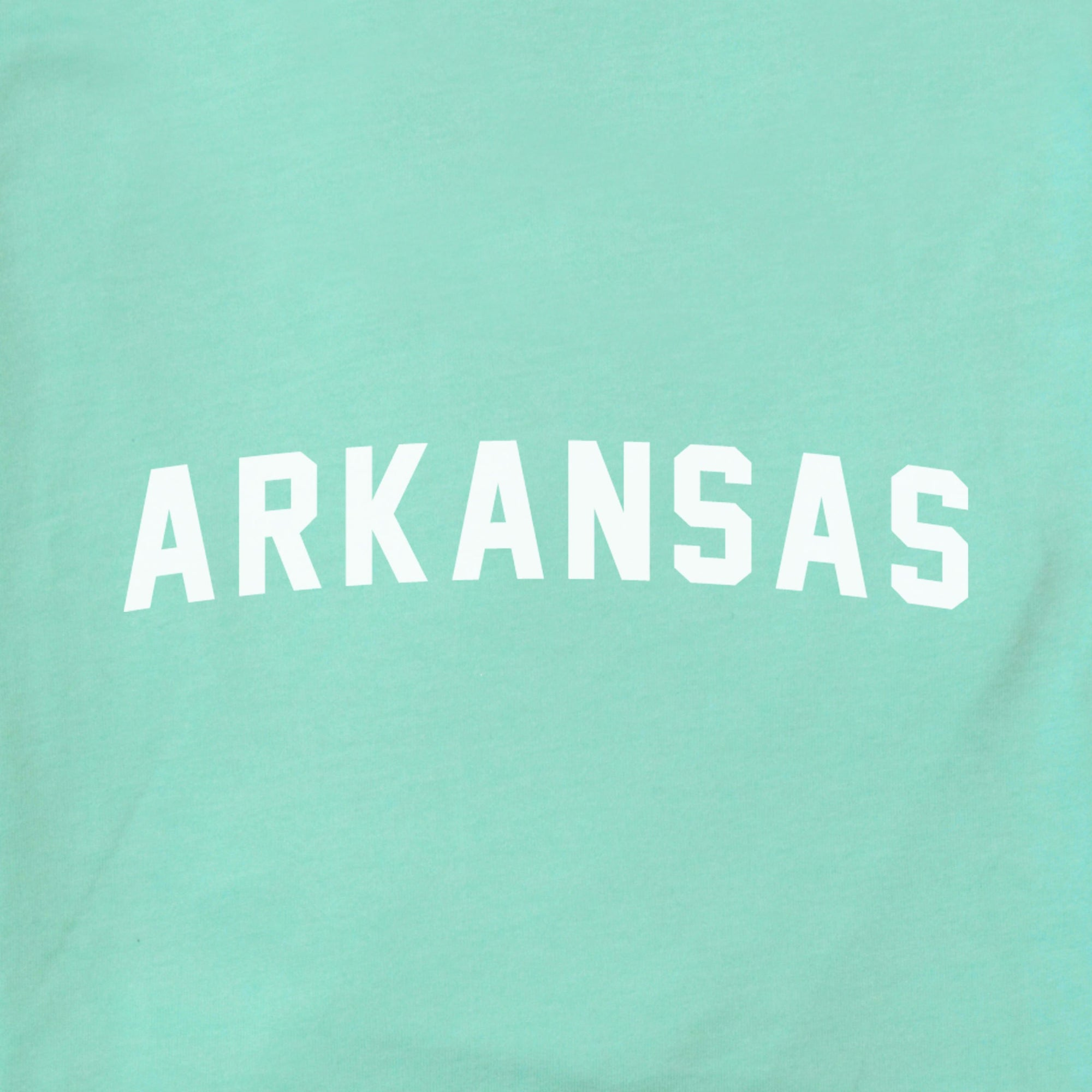 Arkansas Arched The Home T XS Mint